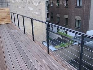 Geländer Mit Seil : gel mit seilen ~ Markanthonyermac.com Haus und Dekorationen