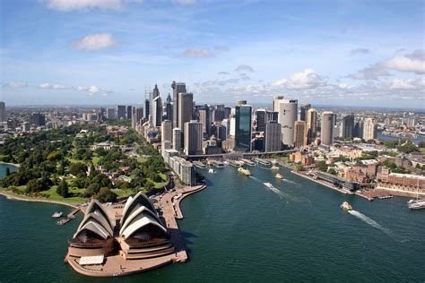 40 Of The World's Most Impressive Skylines  Page 2 Of 2  Matador Network
