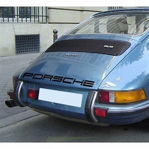 Capot Moteur : bande capot moteur porsche classics stickers ~ Gottalentnigeria.com Avis de Voitures