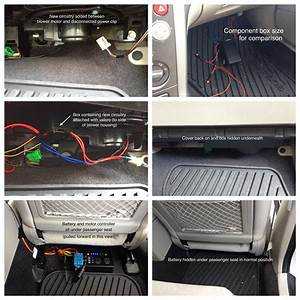 Electrical Mod To Power Vent System From Second Battery