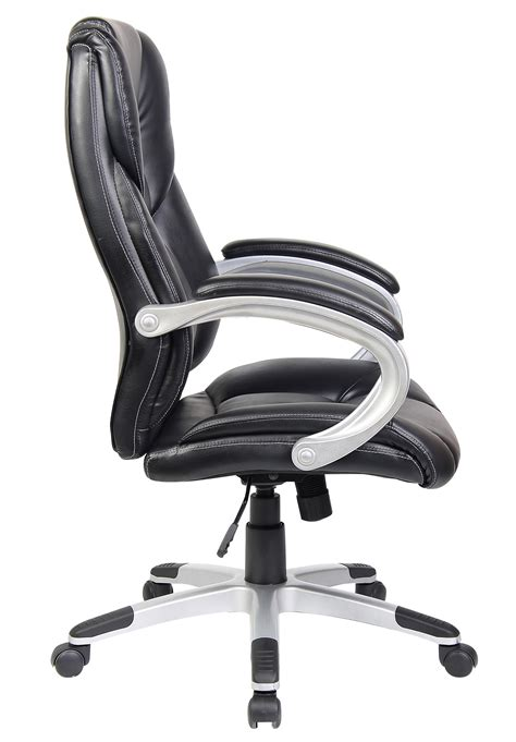 high quality luxury pu leather executive office chair in