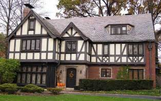 cottage house plans tudor style homes with brick wall ideas and black