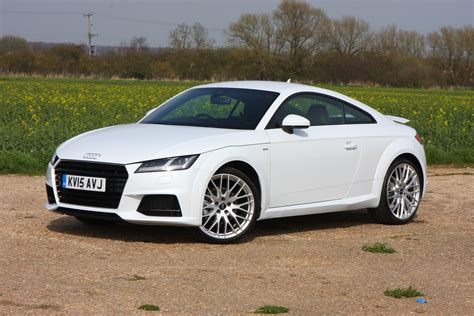 Audi Tt Coupe Review Summary Parkers