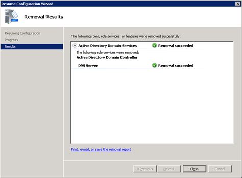 microsoft windows resume wizard migrating domain controllers from server 2008 r2 to server 2012 r2 stromberg