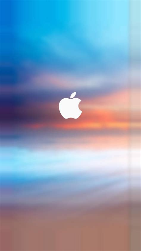 Apple Iphone Wallpaper Iphone 8 Plus 4k by Apple Logo Splash Parallax Turquoise Iphone 7 And Iphone 7