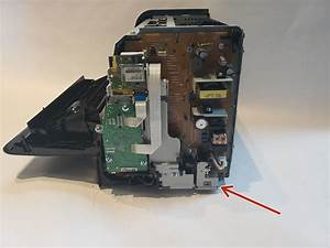 Hp Laserjet P1102w Power Plug Replacement