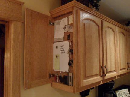 dyi kitchen cabinets best 25 kitchen message center ideas on 3494