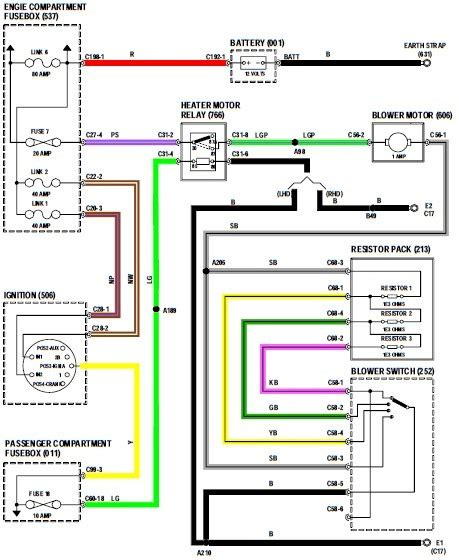 Wiring Diagram: 1998 dodge ram wiring diagram 2001 Dodge