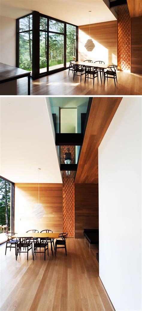 quebec sculptors tower house set   conifers