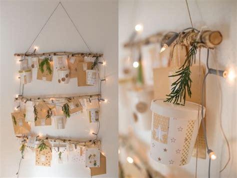 Aufhängen, Adventskalender Und Weihnachten