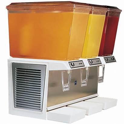 Cornelius Jet Dispenser Spray Beverage Triple Bowl