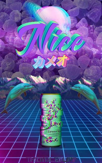 Lo Fi Wallpapers Aesthetic Vaporwave Backgrounds Mobile