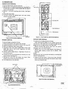 Sanyo Ctp6606 Tv Sm Service Manual Download  Schematics