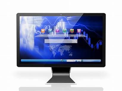 Services Software Computer Desktop Center Project Tech