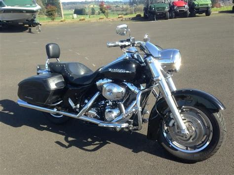 2005 Harley Davidson Road King For Sale by 2005 Harley Davidson Flhrs Road King Custom For Sale On