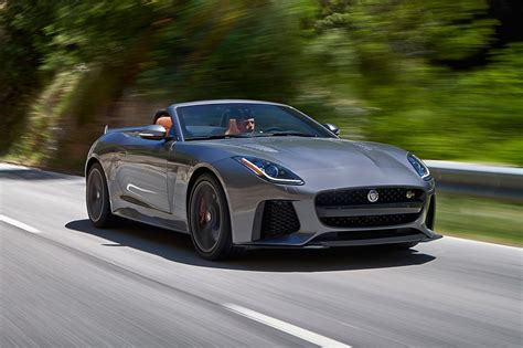 2017 Jaguar F-type Svr Quick Drive Review (w/video
