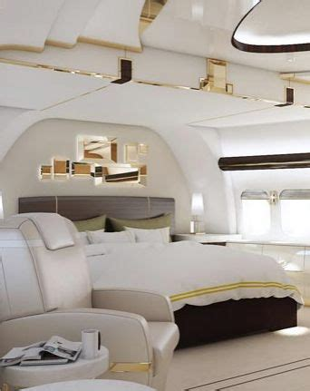 Luxurious Yet Liveable Penthouse by Boeing 747 8 Vip The Largest And Most Luxurious