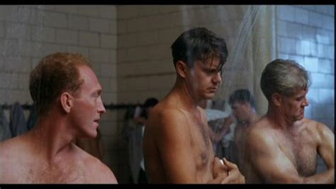 Shawshank Redemption Shower Scene y all are scaring me about wanting to be in a band again