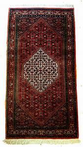 magnifique tapis persan bidjar 140 x 70 cm annees With tapis persan avec canapé convertible 140