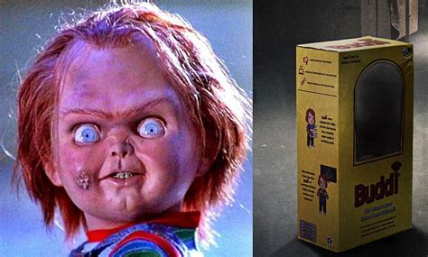 chucky doll design  childs play remake
