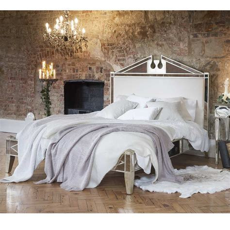 bedroom company antique venetian mirrored bed king size image 1 by the bedroom company