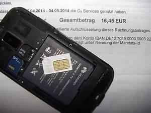 O2 My Handy Rechnung : ein neuer handy vertrag muss her ~ Themetempest.com Abrechnung