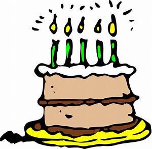 Clip Art 50th Birthday Cakes - ClipArt Best