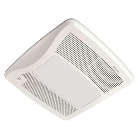 humidity sensing bathroom fan with light brl xb110hl bathroom fans ultra green 110 cfm single