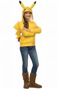pikachu hoo tween costume