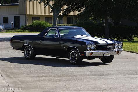 chevrolet el camino   classic pickup muscle db