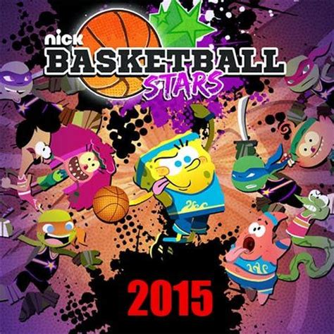 Nick Basketball Stars 2015 Game Is A Free Sports Games