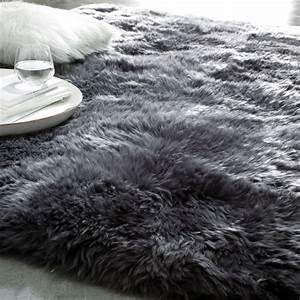 Teppich 140x200 Grau : teppich auckland grau 140x200 maisons du monde ~ Whattoseeinmadrid.com Haus und Dekorationen