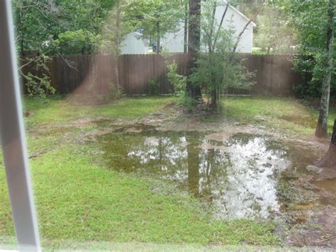how to drain yard water backyard water drainage solutions outdoor furniture design and ideas
