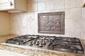 kitchen backsplash medallion 40 striking tile kitchen backsplash ideas pictures