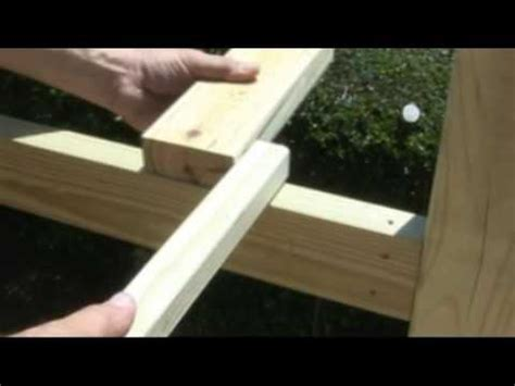 build deck railings deckscom youtube