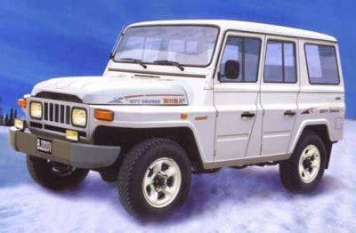 Jeep Beijing 2020 by Kiinan Autonvalmistajat