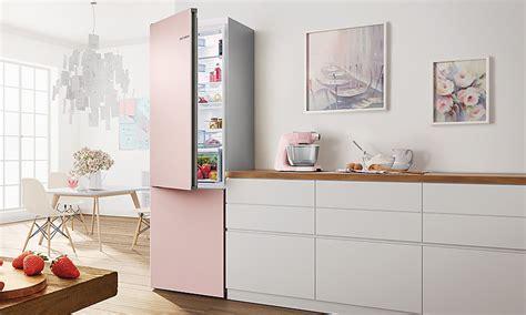 bosch kühlschrank braun bosch vario style k 252 hlschr 228 nke mit farbigen fronten
