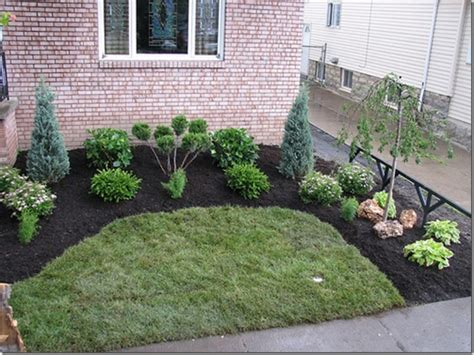 lawn ideas for small yards minimalist landscaping ideas for small front yard design using brick wall decor nytexas