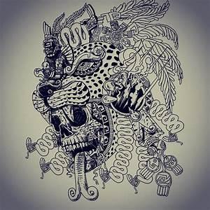 25+ bästa Mayan tattoos idéerna på Pinterest | pokemon ...