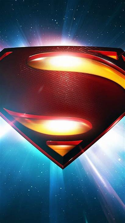 Iphone Superman Steel Awesome Wallpapers Space Backgrounds