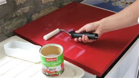 renov cuisine repeindre ses meubles de cuisine