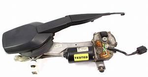 Wiper Linkage  U0026 Motor 94