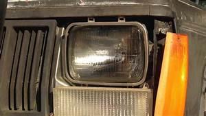Jeep Xj Led Headlights H Like Truck Lite 1999 Cherokee Headlight 6054 Parts Diagram  Jeep  Auto