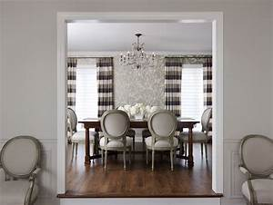 next wallpaper and matching curtains memsahebnet With best brand of paint for kitchen cabinets with circle mirror wall art