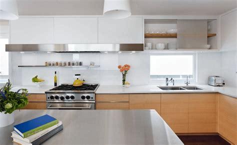 credence cuisine a coller crédence adhésive et dosseret diy en 30 idées pour votre