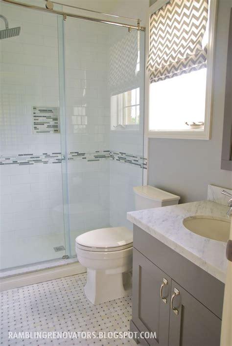 gray tile bathroom ideas best 25 gray and white bathroom ideas on