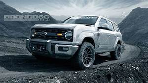Ford Bronco 2018 : 2020 ford bronco will have four doors and 325 hp ~ Medecine-chirurgie-esthetiques.com Avis de Voitures