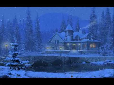 3d Snowy Cottage Animated Wallpaper Windows 7 - snow 3d live wallpaper and screensaver doovi