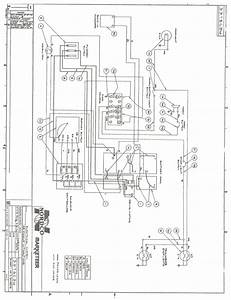 Club Car Wiring Diagram Schematic Electronic Gas Detailed