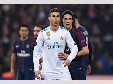 C1 PSGReal Madrid la superstar, c'est Ronaldo
